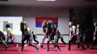 getlinkyoutube.com-Reggaeton - Dance performance  (Gasolina - Daddy Yankee)