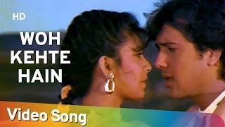 getlinkyoutube.com-Woh Kehte Hai Humse - Govinda - Kimi Katkar - Dariya Dil - Old Hindi Songs - Nitin Mukesh