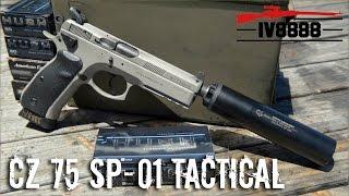 getlinkyoutube.com-CZ 75 SP-01 Tactical Urban Grey