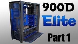 "getlinkyoutube.com-Corsair Obsidian ""900D Elite"" Build Log - Part 1"