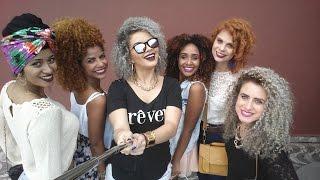 getlinkyoutube.com-VLOG parte 2: Hair Brasil, Evento BeCurly, Canseir