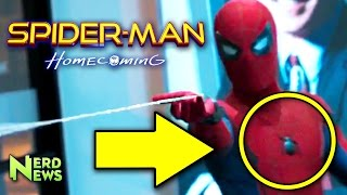 getlinkyoutube.com-Spiderman Homecoming Trailer BREAKDOWN - All Easter Eggs!