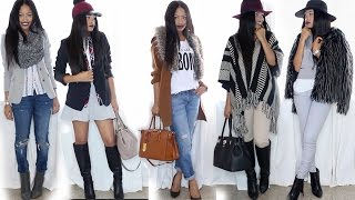 -- WINTER OUTFITS LOOKBOOK --
