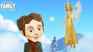 getlinkyoutube.com-GET SANTA | Official Trailer - Animated family movie [HD]