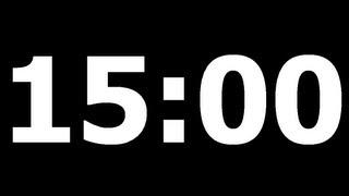 getlinkyoutube.com-15 Minute Countdown Timer