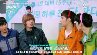 getlinkyoutube.com-[ENG SUB] This Is INFINITE Ep. 7 - 'Changing Role of Each Other' Cut