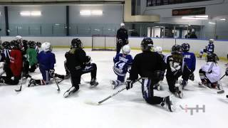 getlinkyoutube.com-iTrain Hockey - Wrist + Snap Shot Training Intensive