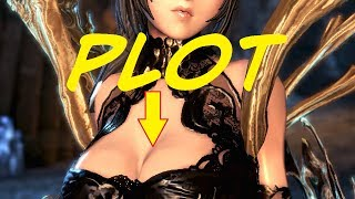 getlinkyoutube.com-Blade and Soul - Lets make a sexy character! (1/3)
