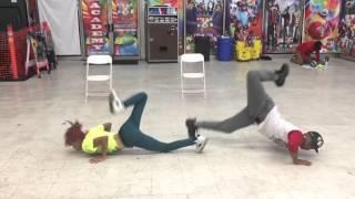 getlinkyoutube.com-#ThePonyChallenge by @iDancebz & @Qween_Lb aka Mickey @TommyTheClown Academy