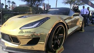 getlinkyoutube.com-Hot Cars of SEMA - Las Vegas