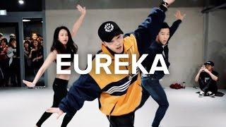 getlinkyoutube.com-Eureka - Zico Feat. Zion. T/ Junsun Yoo Choreography