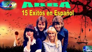 getlinkyoutube.com-ABBA, 15 Grandes Exitos De Oro, Romanticas Español, De Antaño Mix   YouTube