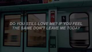 STAY // BLACKPINK lyrics (english)