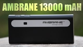 getlinkyoutube.com-Ambrane P-1310 | 13000 mAH Powerbank - Best under Rs. 1000