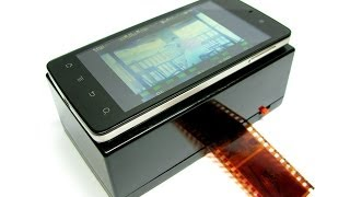 getlinkyoutube.com-DIY Smartphone Film Scanner (Weekend Project #4)