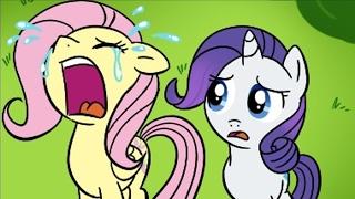 getlinkyoutube.com-[MLP Comic Dub] Fluttershy Origins (comedy)
