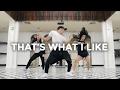 Thats What I Like - Bruno Mars Dance Video | @besperon Choreography