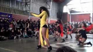 """getlinkyoutube.com-Imitación videoclip """"Run the world - Beyoncé"""""""