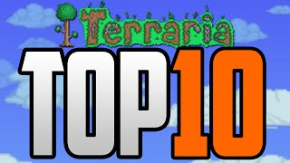 getlinkyoutube.com-Top 10 Lucky / Unlucky Moments In Terraria PART 2 - Terraria Top 10 World Generation Moments! [1.3]