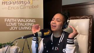 Prayer By Erica Campbell (03.14.19)