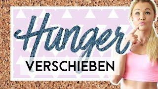 getlinkyoutube.com-Den Hunger verschieben? Erfolg garantiert! | Sophia Thiel