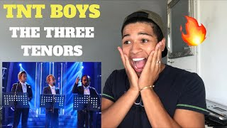 TNT Boys as The Three Tenors | 'O Sole Mio | Your Face Sounds Familiar Kids 2018 | MY REACTION !!! width=