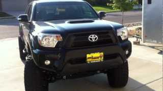 getlinkyoutube.com-2012 Toyota Tacoma Procomp Lift