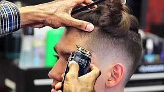 getlinkyoutube.com-HAIRCUT: How To Fade a UnderCut Step By Step Tutorial HD