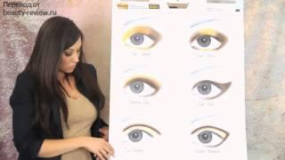 getlinkyoutube.com-Как профессионально наносить тени для глаз (перевод)