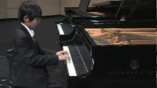 Arthur Chen, Mozart Allegro from Sonata K 547A F Major