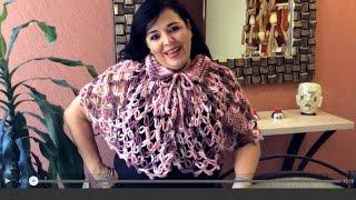 getlinkyoutube.com-Capita ABI - Regalo ideal para todas las abuelitas - Tejiendo con Laura Cepeda