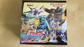 getlinkyoutube.com-[Opening] Future Card Buddyfight! D-BT02A Four Dimensions Product Opening and Review