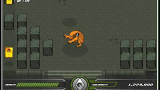 getlinkyoutube.com-The AeroRanger Plays Ben 10: Battle Ready Part 8 (Wildmutt 1/3)
