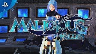 getlinkyoutube.com-Malicious Fallen - Announcement Trailer | PS4