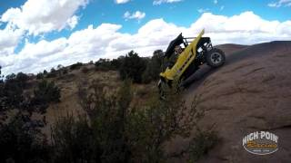 getlinkyoutube.com-Yamaha YXZ 1000 in Moab
