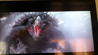 getlinkyoutube.com-MechaGodzilla VS Anguirus