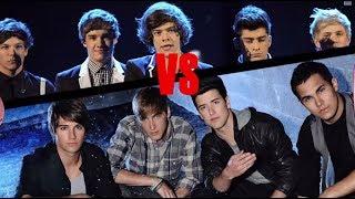 getlinkyoutube.com-One Direction Vs. Big Time Rush / TKM