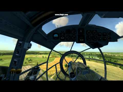 IL-2 Sturmovik Cliffs of Dover He-111