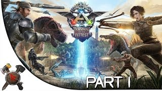 "getlinkyoutube.com-Ark: Survival of the Fittest - Part 1: ""Let the Games Begin!"" (New Gametype)"