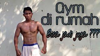 Fitness di rumah tanpa Gym
