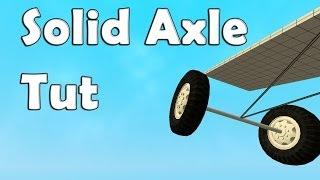 getlinkyoutube.com-Gmod 13 - Solid Axle Suspension Tutorial