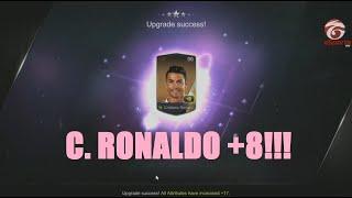 FIFA Online 3 - CRISTIANO RONALDO +8!!!!!!!!!!!!
