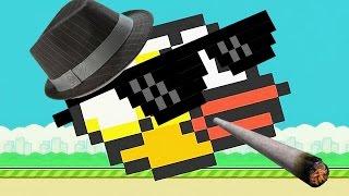 getlinkyoutube.com-R U RDY TO GET REKT?! | MLG Flappy Bird 420