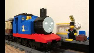 Lego Uncle Thomas The Tank Engine