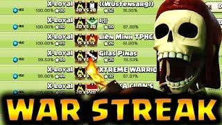 getlinkyoutube.com-51+ War Win Streak + PERFECT WAR   Best TH9 3 Star Attack Strategy Recap   Clash of Clans