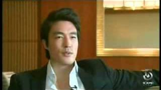 getlinkyoutube.com-Song Hye Kyo & Daniel Henney in ABC Boston special