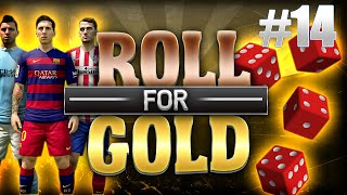 getlinkyoutube.com-ROLL FOR GOLD #14 - TITLE MATCH!! - FIFA 16