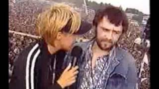 getlinkyoutube.com-Сергей  Шнуров - Интервью на Нашествии 2002