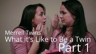getlinkyoutube.com-What It's Like To Be A Twin