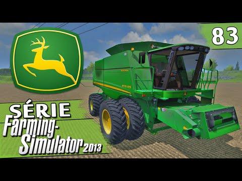 Farming Simulator 2013 - Colheitadeira John Deere